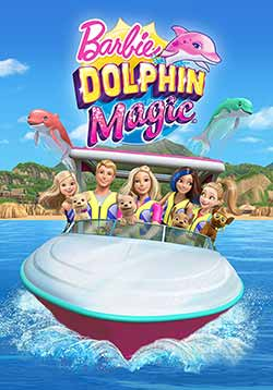 Barbie: Dolphin Magic 2017 Hindi Dubbed 300MB ENG BluRay 480p