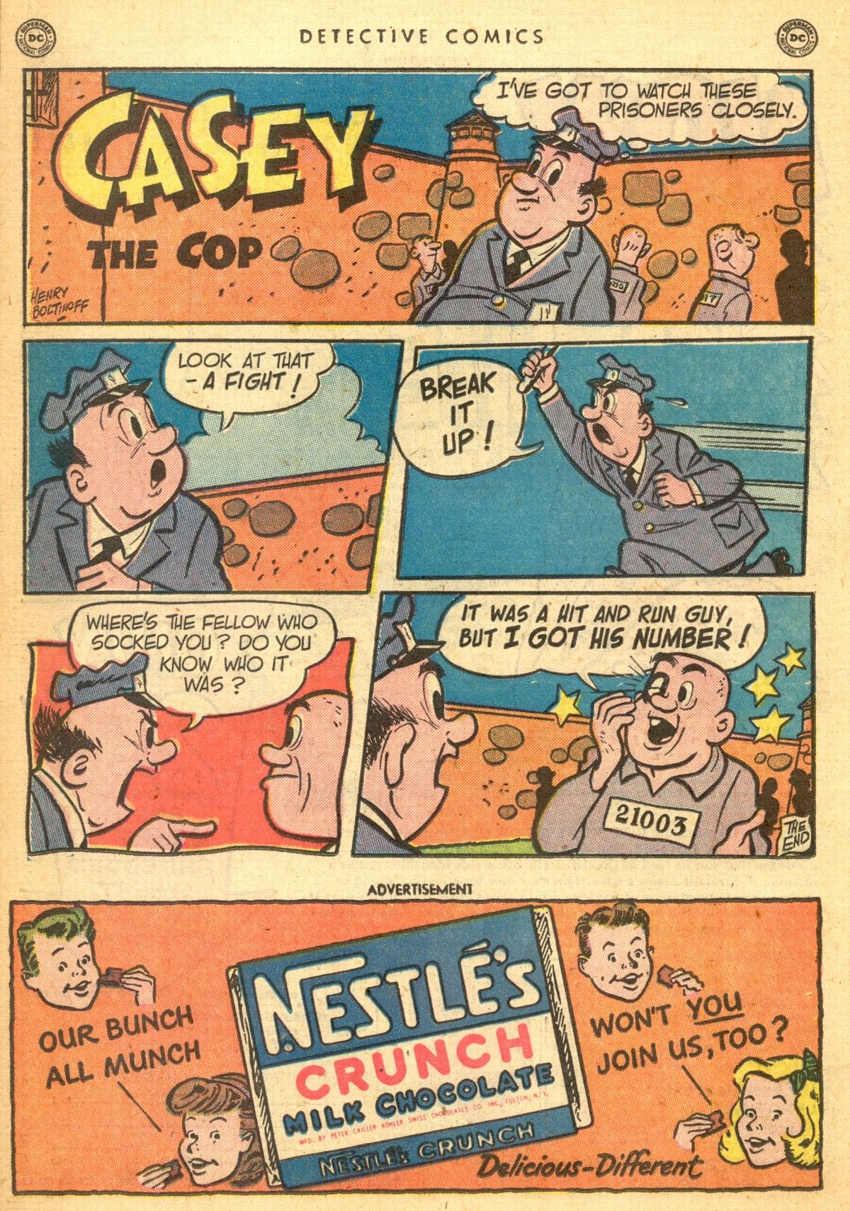 Read online Detective Comics (1937) comic -  Issue #170 - 26
