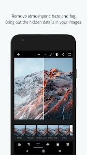 Adobe Photoshop Express:Photo Editor Collage Maker v4.3.477 Apk [Premium]