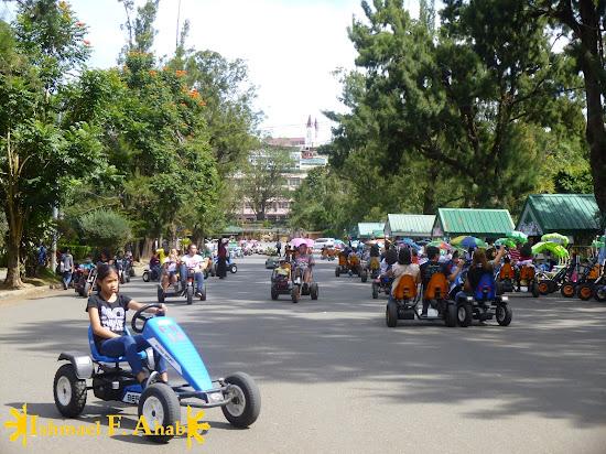 Baguio Getaway Spot: Burnham Park