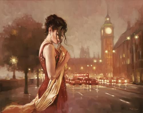 Mark Spain   British Figurative Painter