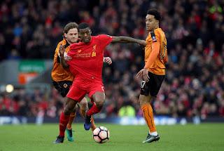 اهداف مباراة ليفربول وولفرهامبتون 1-2 كأس الاتحاد الانجليزي اليوم 7/1/2019 Wolves vs Liverpool