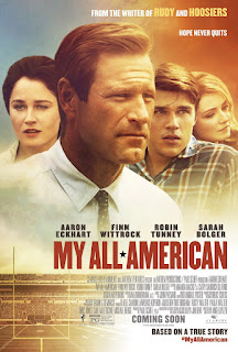 My All American (2015): Synopsis & Giveaway