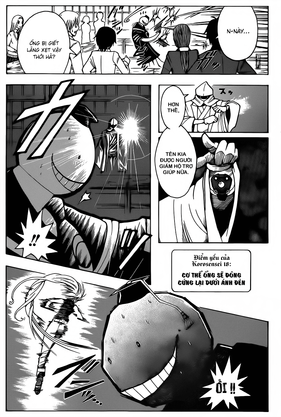 Ansatsu Kyoushitsu chap 31 trang 8