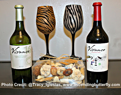 Vivanco Viura Tempranillo Blanco Maturana Blanca Rioja, Vivanco Crianza 2013 Rioja, White Wine, Red Wine, Rioja, #WineWednesday, Wine, Wine Glasses,