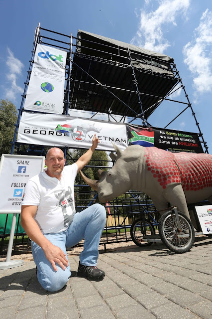 Anton Fouche #DOT #G2V George The Rhino
