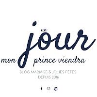 blog mariage unjourmonprinceviendra26.com