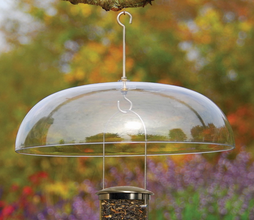 Anti Squirrel Baffles And Domes For Bird Feeders: Recommended Models