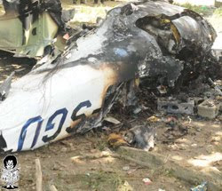 narco plane crash in Tripoli, Honduras