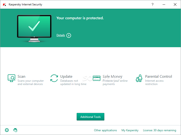 Kaspersky Internet Security/Anti-Virus/Total Security 2018 v18