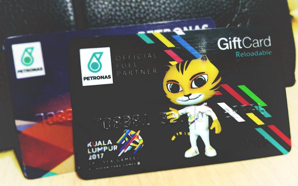 Petronas Gift Card - Tak Perlu Tunai Untuk Isi Minyak Guna Kad Pun Boleh
