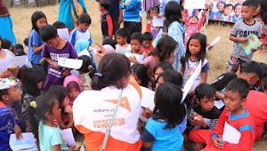 Ada Ruang Sahabat untuk Anak-anak Korban Gempa Lombok