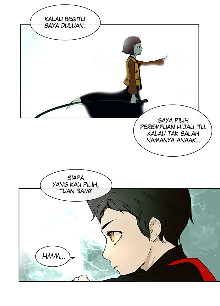 Tower of God Bahasa indonesia Chapter 10