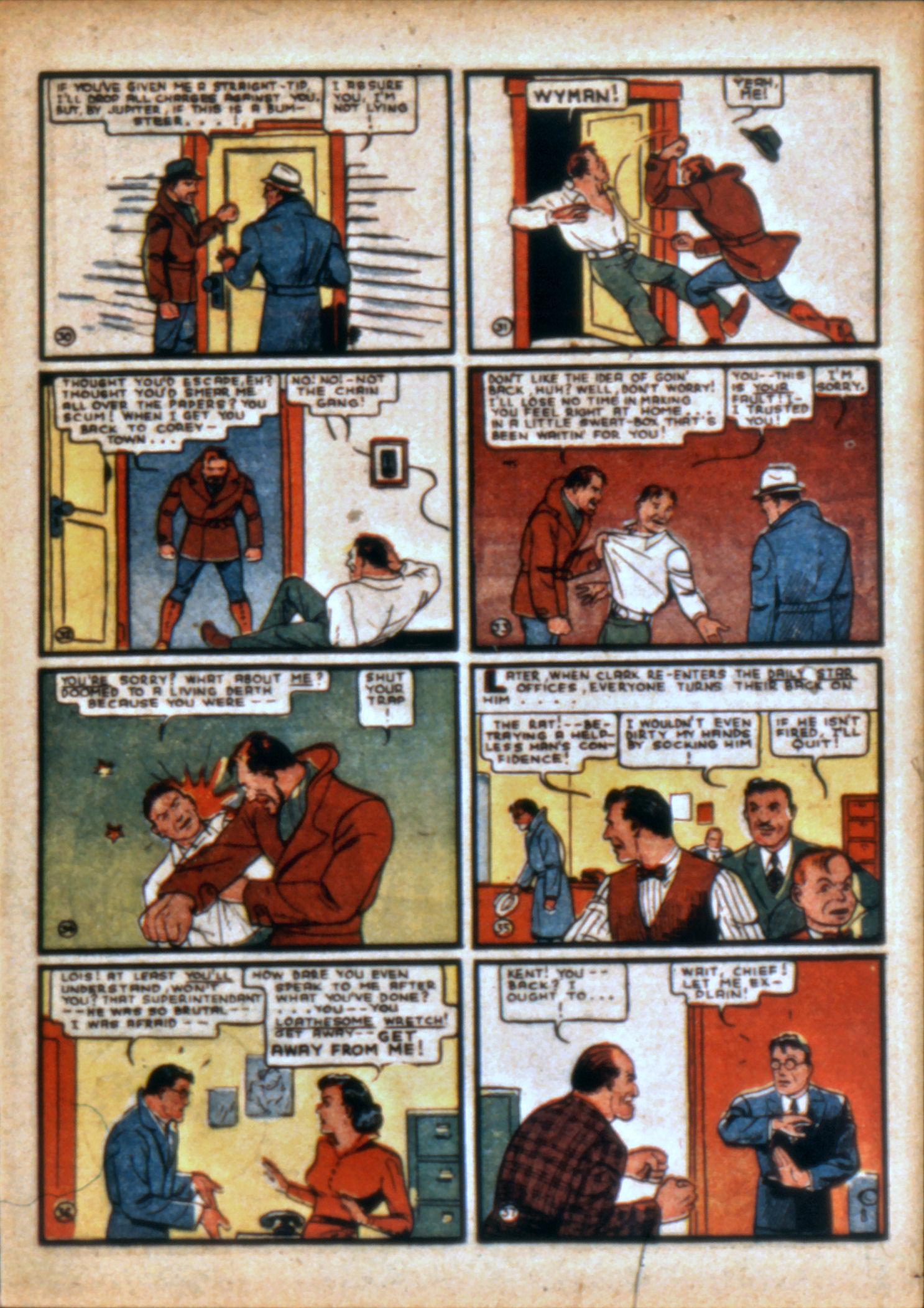 Action Comics (1938) 10 Page 7