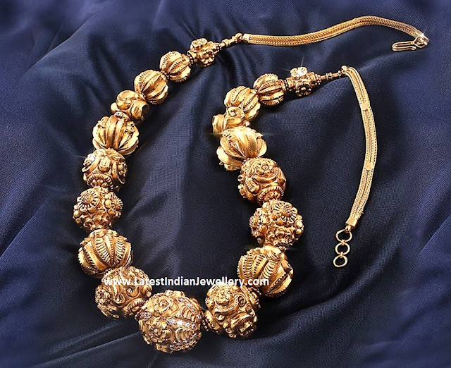 Antique Nakshi Balls Chain