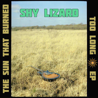 The Sun That Burned Too Long EP by Shy Lizard