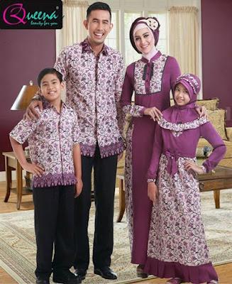 gambar baju lebaran keluarga