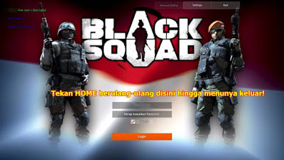 PKL Black Squad FreeCit New