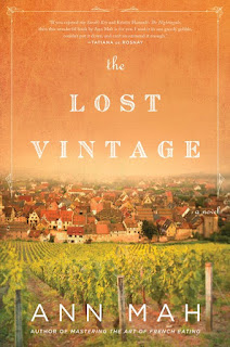 Review of The Lost Vintage by Ann Mah