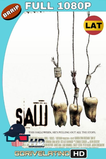 Saw III (2006) UNRATED BRRip 1080p Latino-Ingles MKV