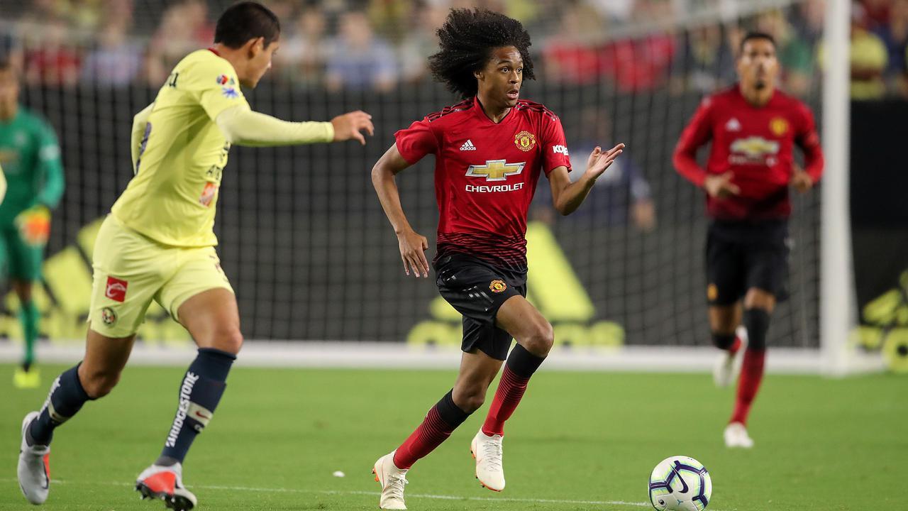 Diterpa Badai Cedera, Manchester United Panggil 4 Wonder Kids