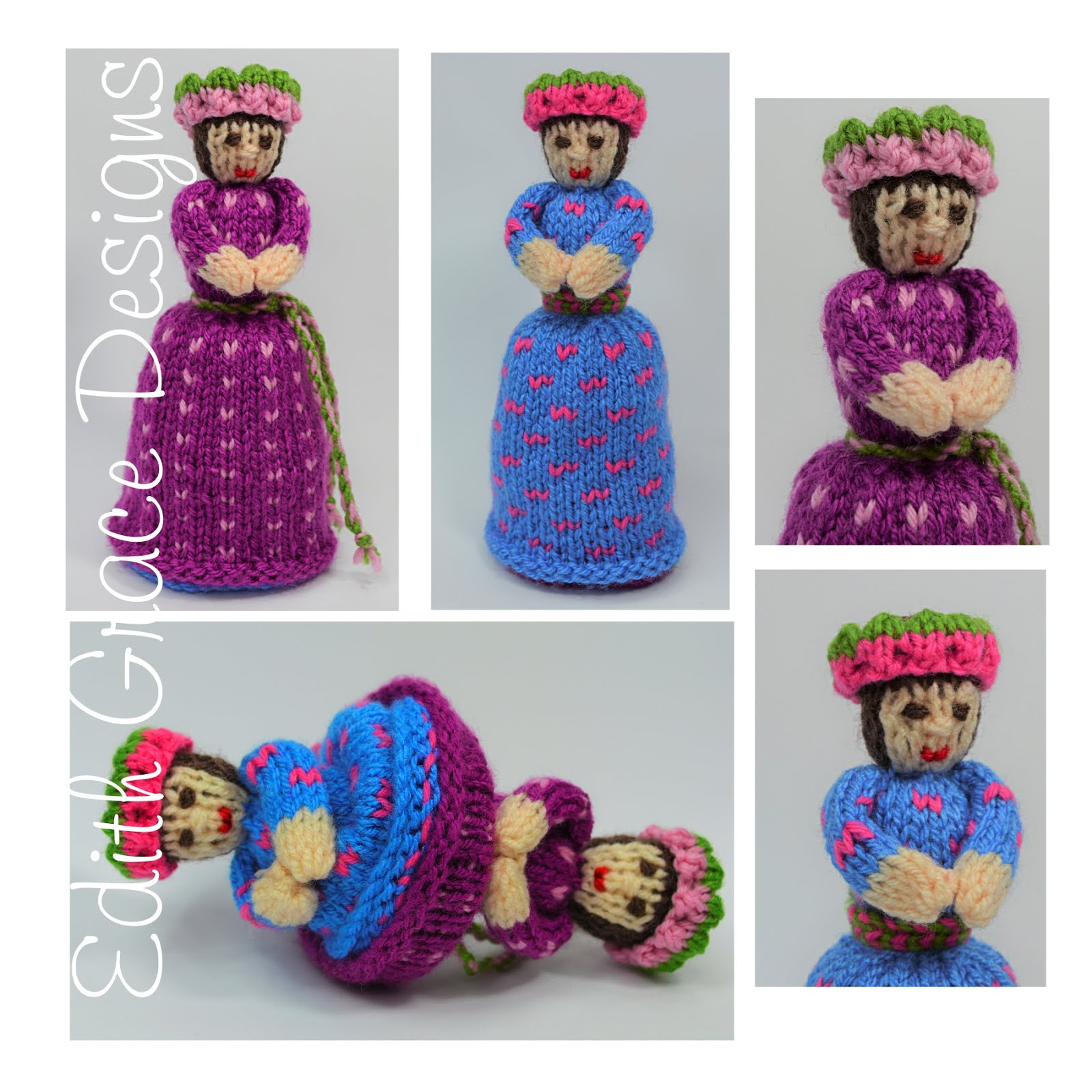 Doll Knitting Pattern