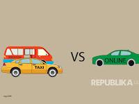 Tolak Taksi Online, Supir Angkot di Solo akan Mogok Massal