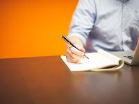Waktu Yang Diperlukan Untuk Menulis Sebuah Artikel Blog