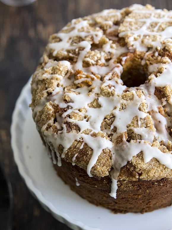 ¿Amante del coffeecake de manzana? ¡es porque no has probado el de piña!