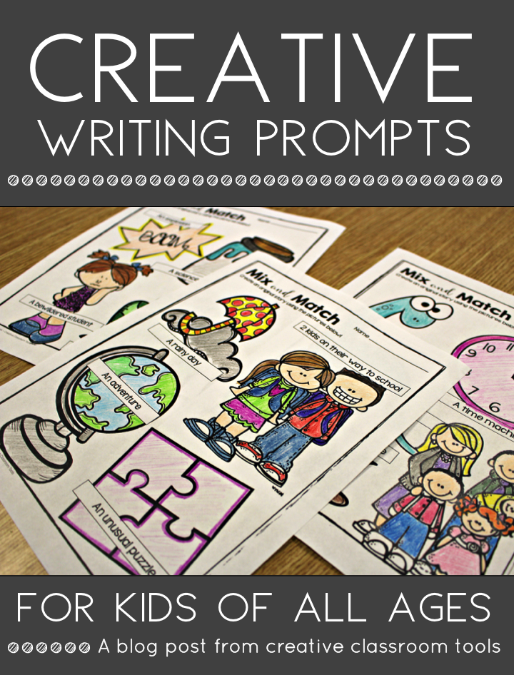 creative writing for students A goldmine of creative writing topics that will spark the imagination of your students.