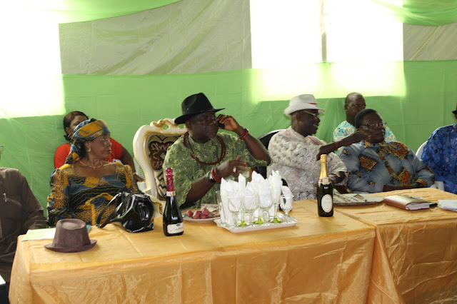 COMMUNITY SENSITIZATION AND PIB CAMPAIGN TOUR OF THE NIGER DELTA BEGINS