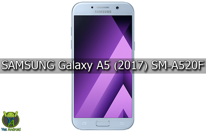 Download A520FXXU1AQA7 | Galaxy A5 (2017) SM-A520F