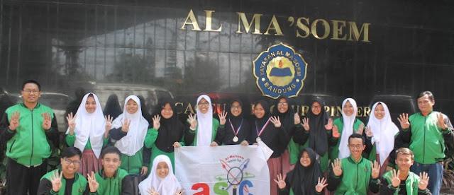 Al Ma'soem Sekolah Berasrama di Bandung Berkualitas