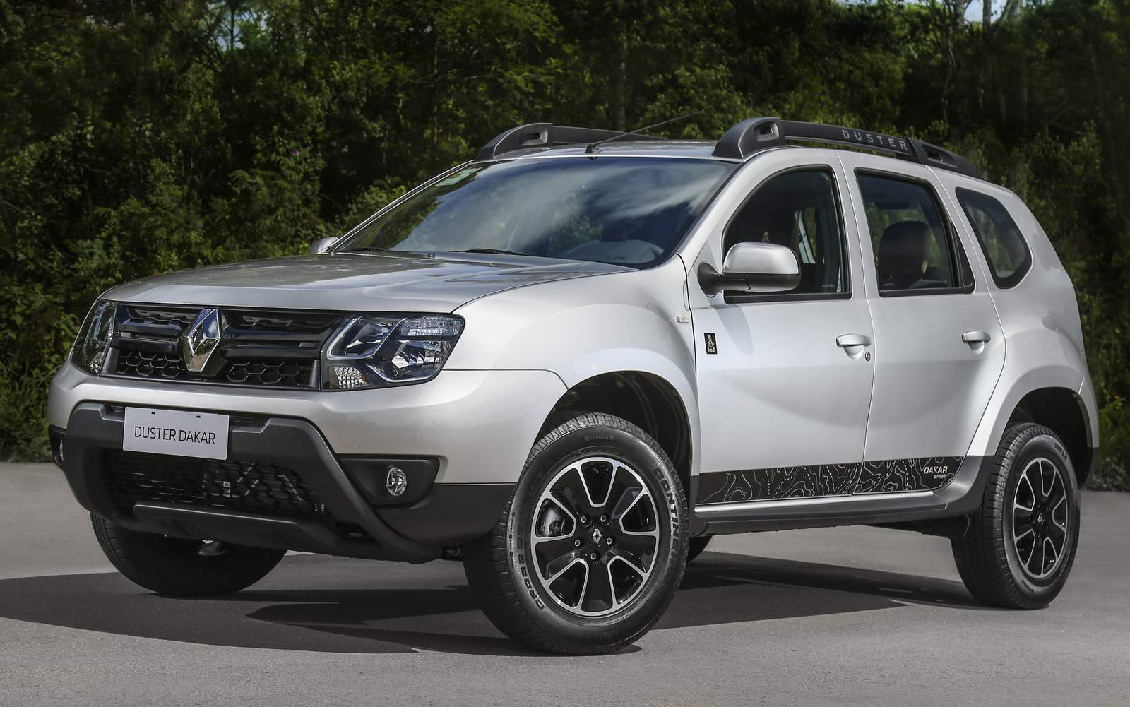renault duster 2016 dakar pre o parte de r reais car blog br. Black Bedroom Furniture Sets. Home Design Ideas