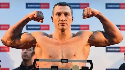 boxing Wladimir Klitschko Retires From Boxing Sport