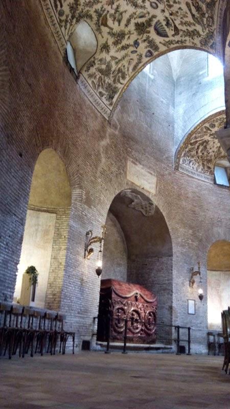 IMG 20140906 113557 - O Mausoléu de Santa Constança