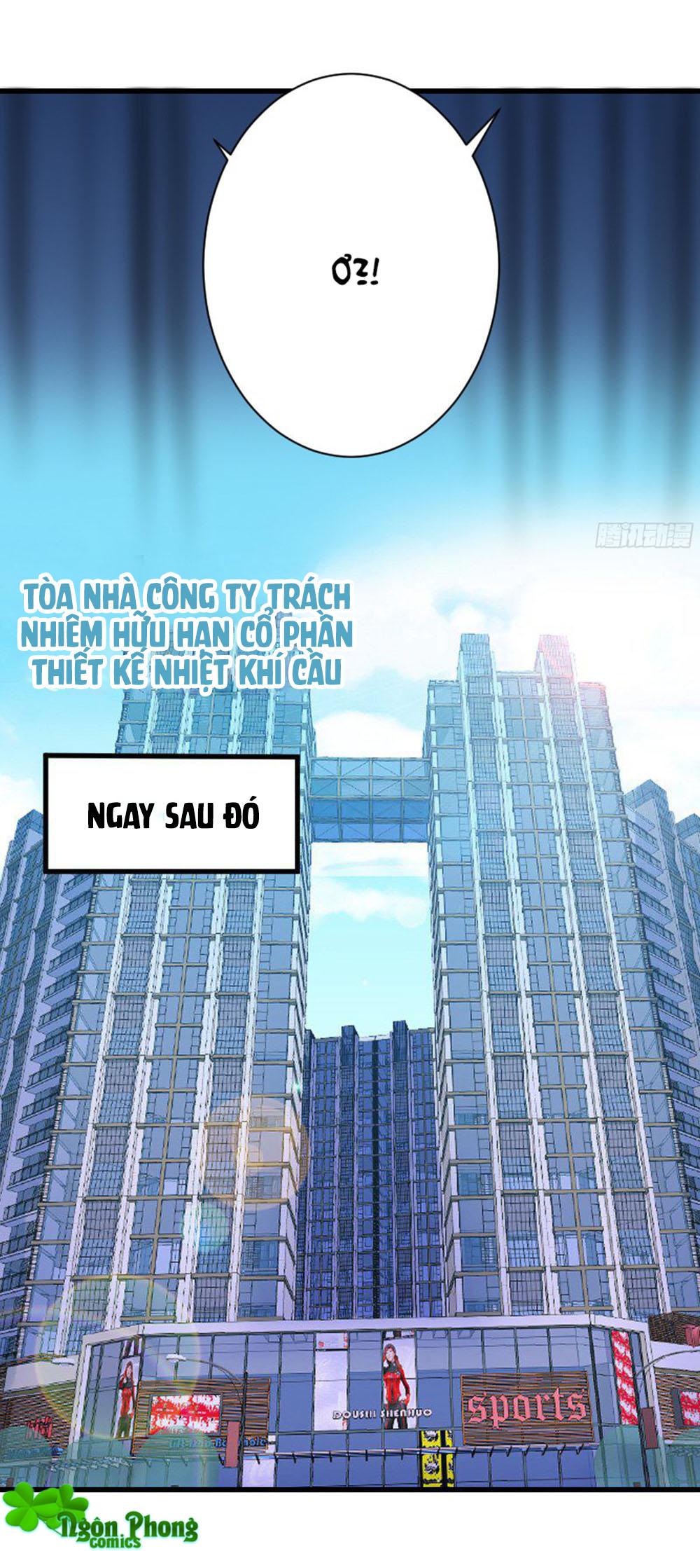 Vạn Năm Nhân Duyên Nhất Tuyến Khiên – Chap 26