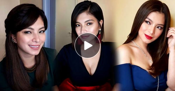 MUST SEE: Angel Locsin's Most Jaw-dropping Selfies That Could Make You Swoon!