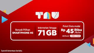 Cara Terbaru Daftar Paket TAU Telkomsel di *363*13#