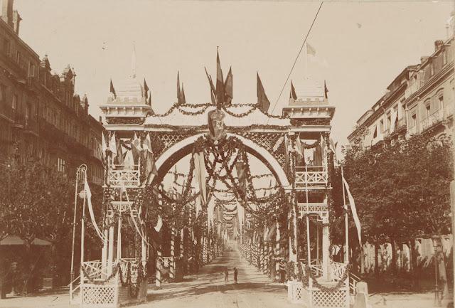 Arco de Triunfo, Avenida de la Libertad  Hermenegildo Otero