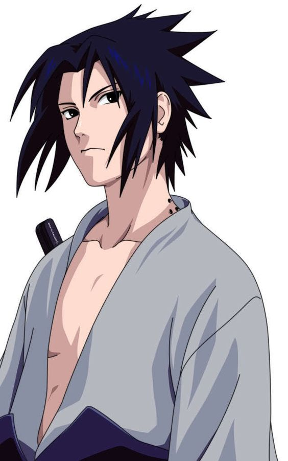 sasuke uchiha muda
