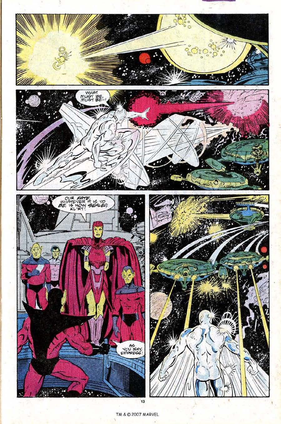 Read online Silver Surfer (1987) comic -  Issue #25 - 15