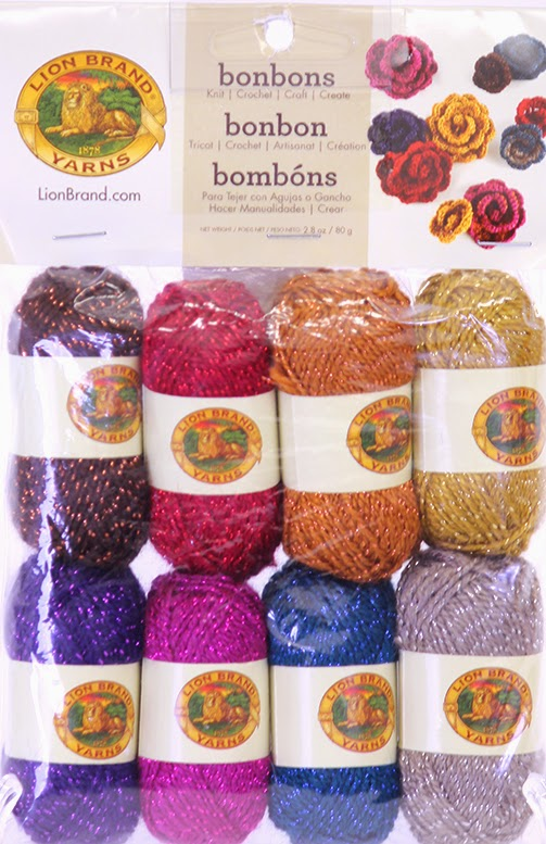 Bonbons Yarn by Lion Brand Yarns