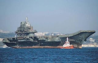 Liaoning Not for Pakistan Chinese Military Analysts