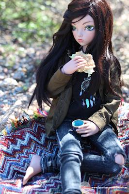Bella - Fairyland Minifee tan Rheia