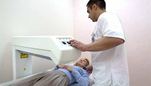 Μηχάνημα Μέτρησης Οστικής Πυκνότητας στη Νοσηλευτική Μονάδα Άργους