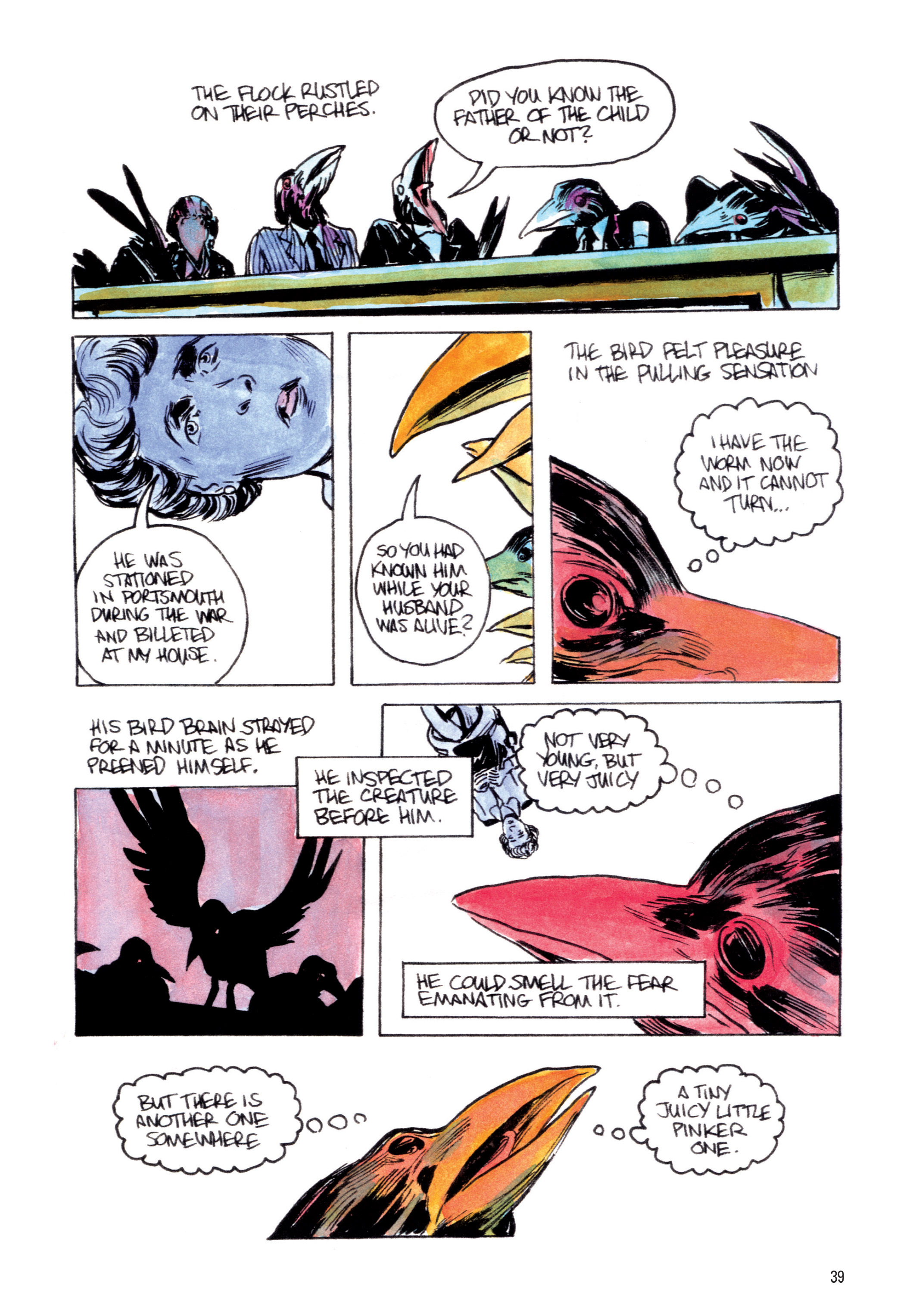 Read online The Late Child and Other Animals comic -  Issue #1 - 37
