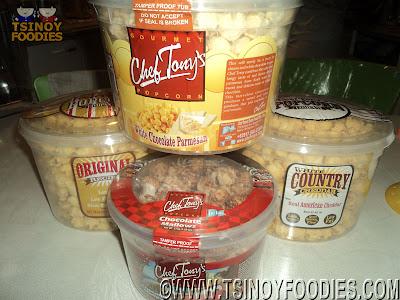 chef tonys popcorn