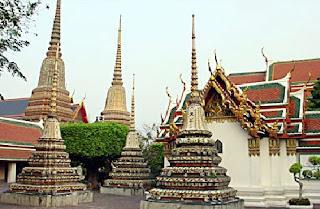 Wat Pho Bangkok | Sentosa Wisata