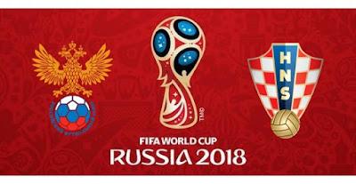 Tips Taruhan Bola Piala Dunia Russia vs Kroasia